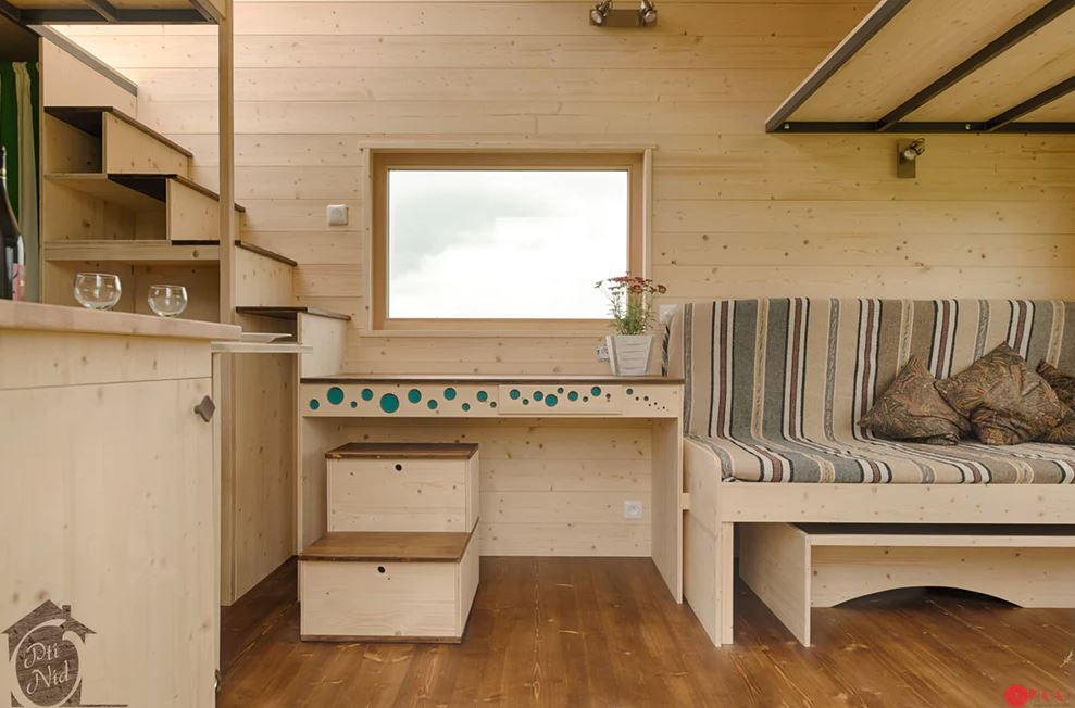 Tiny House Roof