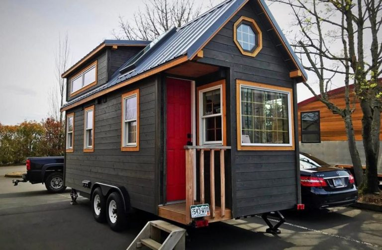 Where to park tiny house on wheels
