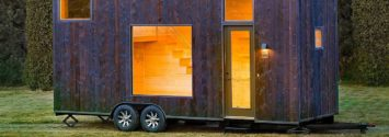 Escape free tiny house