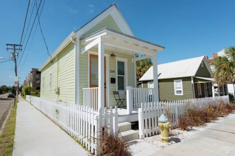 Best cities to build a tiny house
