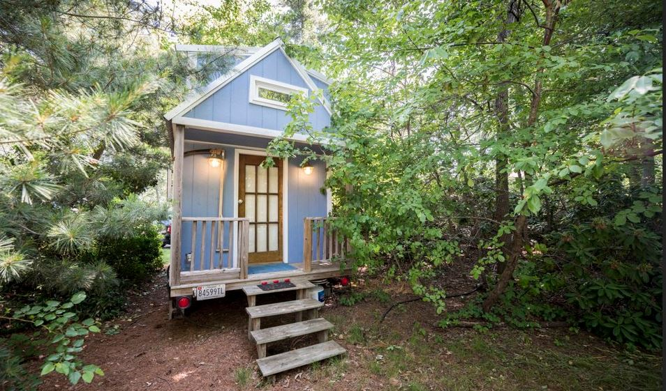 Freedoms of Tiny House Living