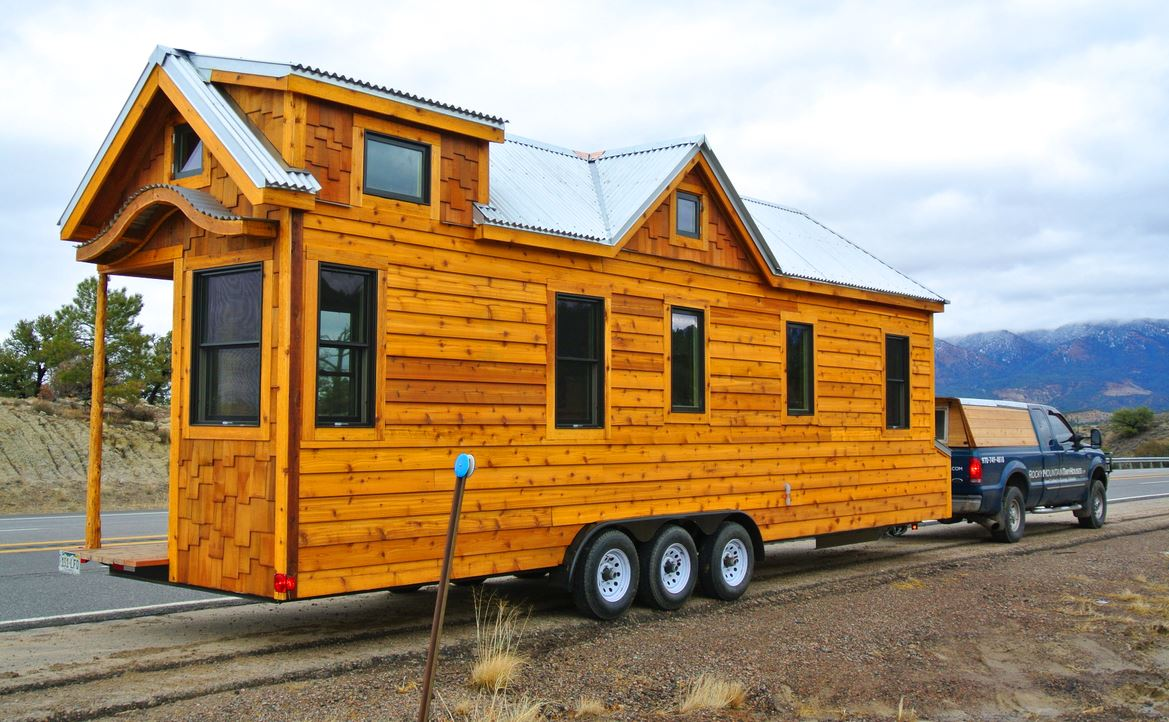 How to choose a trailer for a tiny house