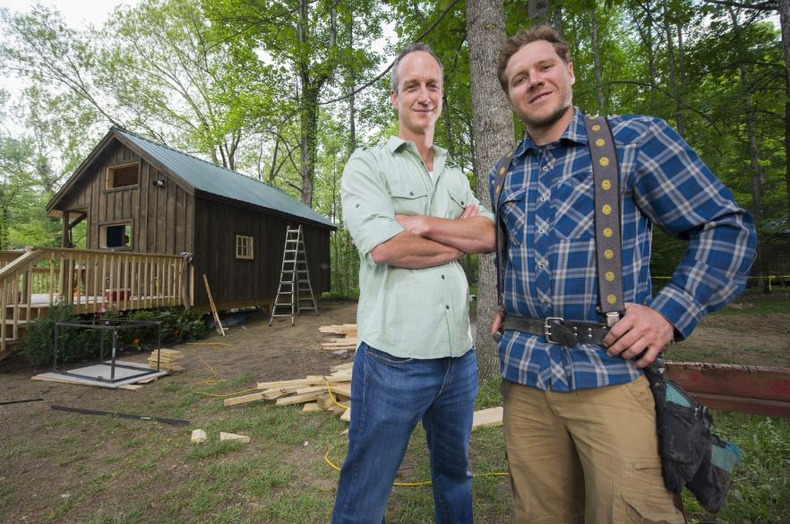 Zack Giffin Tiny house nation biography
