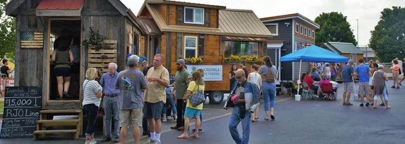 2020 Tiny House events, festivals, expos, conferences