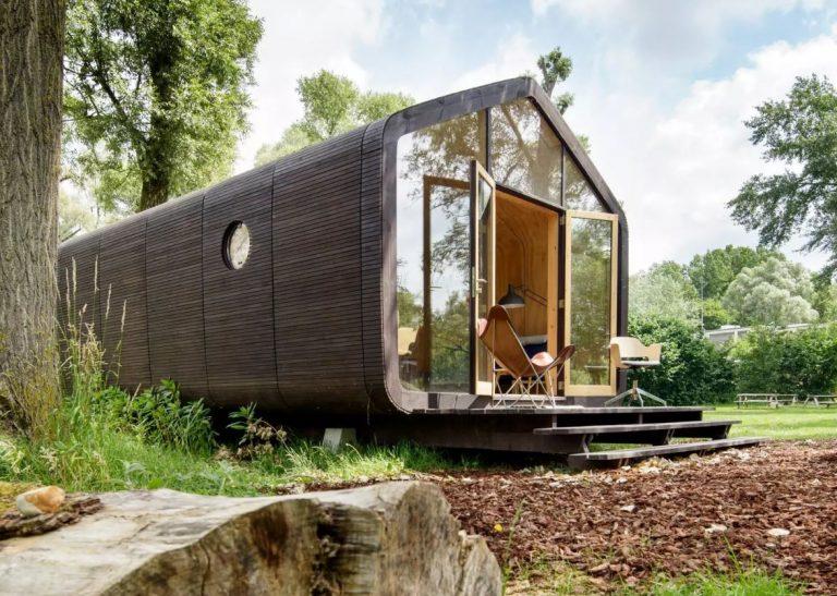 Cardboard Tiny House