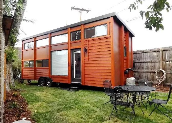 Escape Traveler Tiny House Review