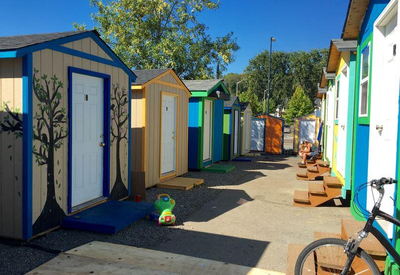 Seattle Tiny House Village