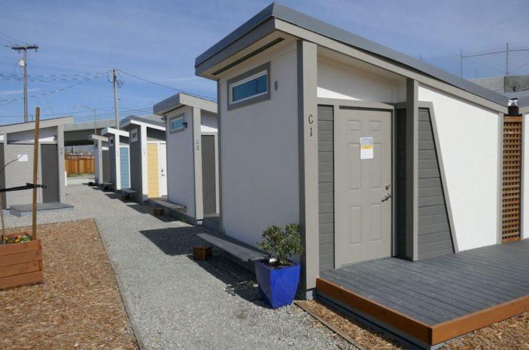 Tiny House Community San Jose