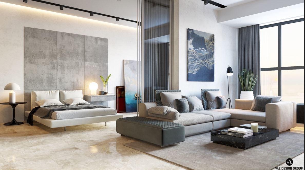 Modern small apartment designs