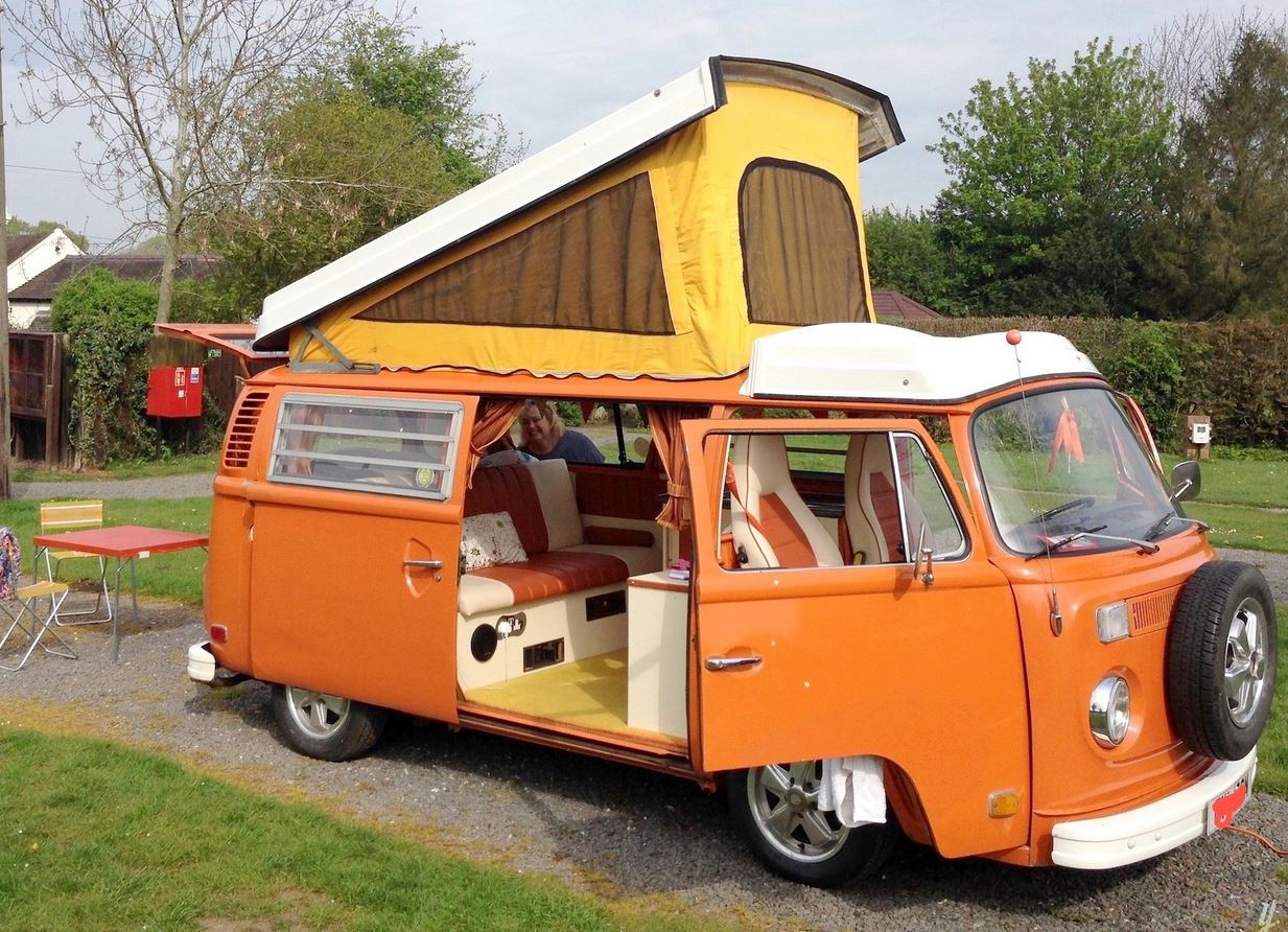 Types of Tiny Houses - Camper