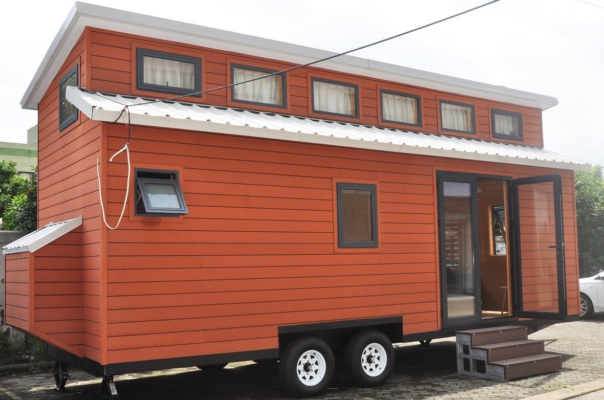Types of Tiny Houses - Mobile home