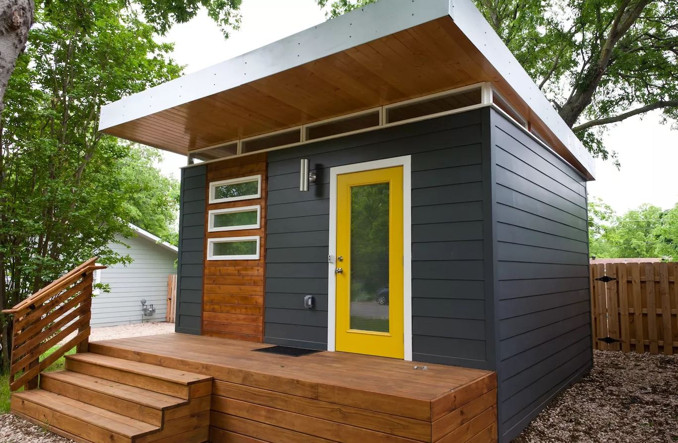 Where Can I Rent a Tiny House