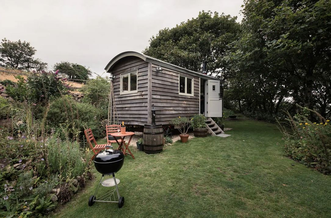 Tiny house Airbnb
