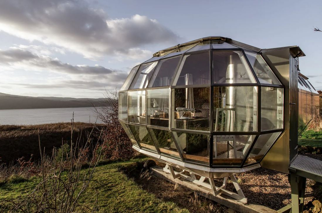 Unique Airbnb Scotland