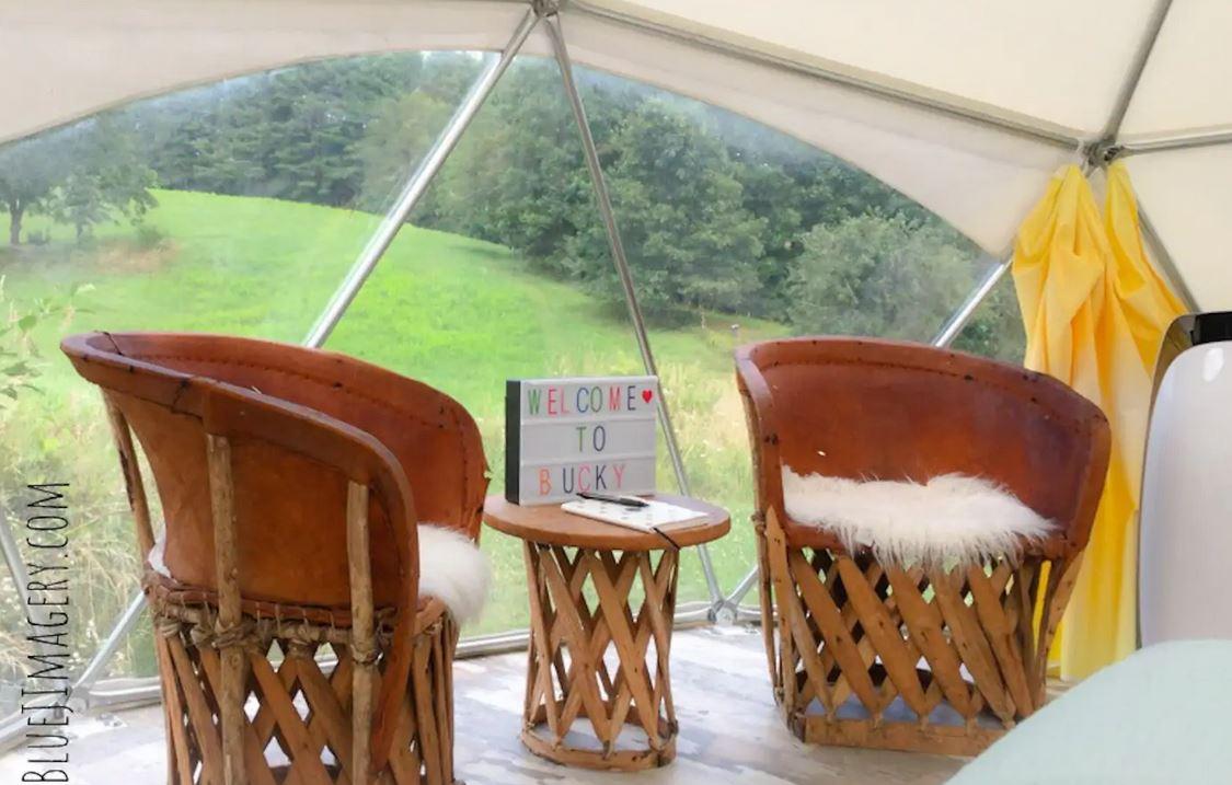 Camping Virginia Airbnb