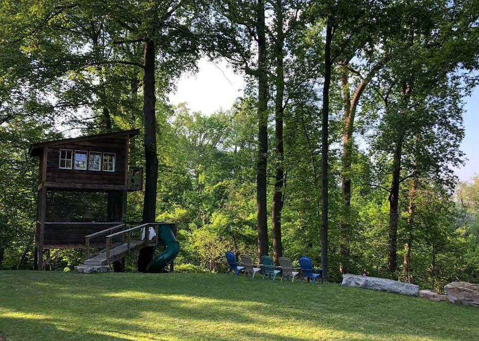 Camping Airbnb Richmond