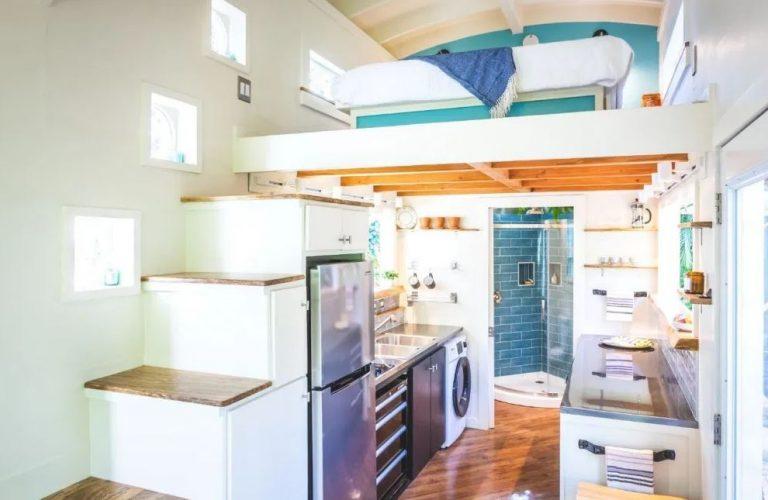 Tiny House refrigerator ideas