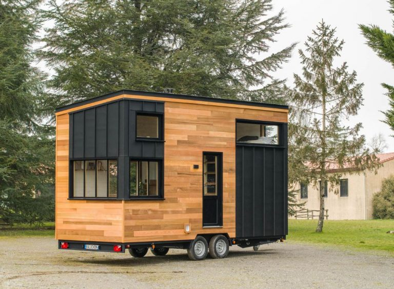 French Tiny House