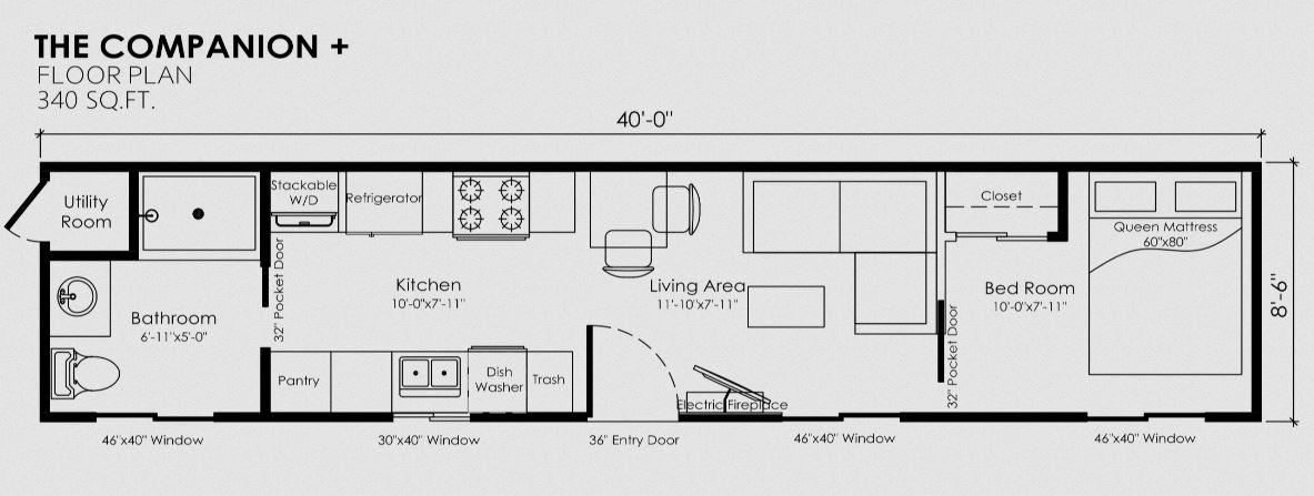 one story tiny house 5