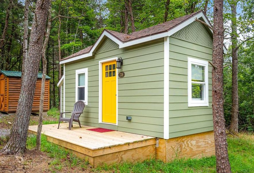 Can you make money from a tiny home