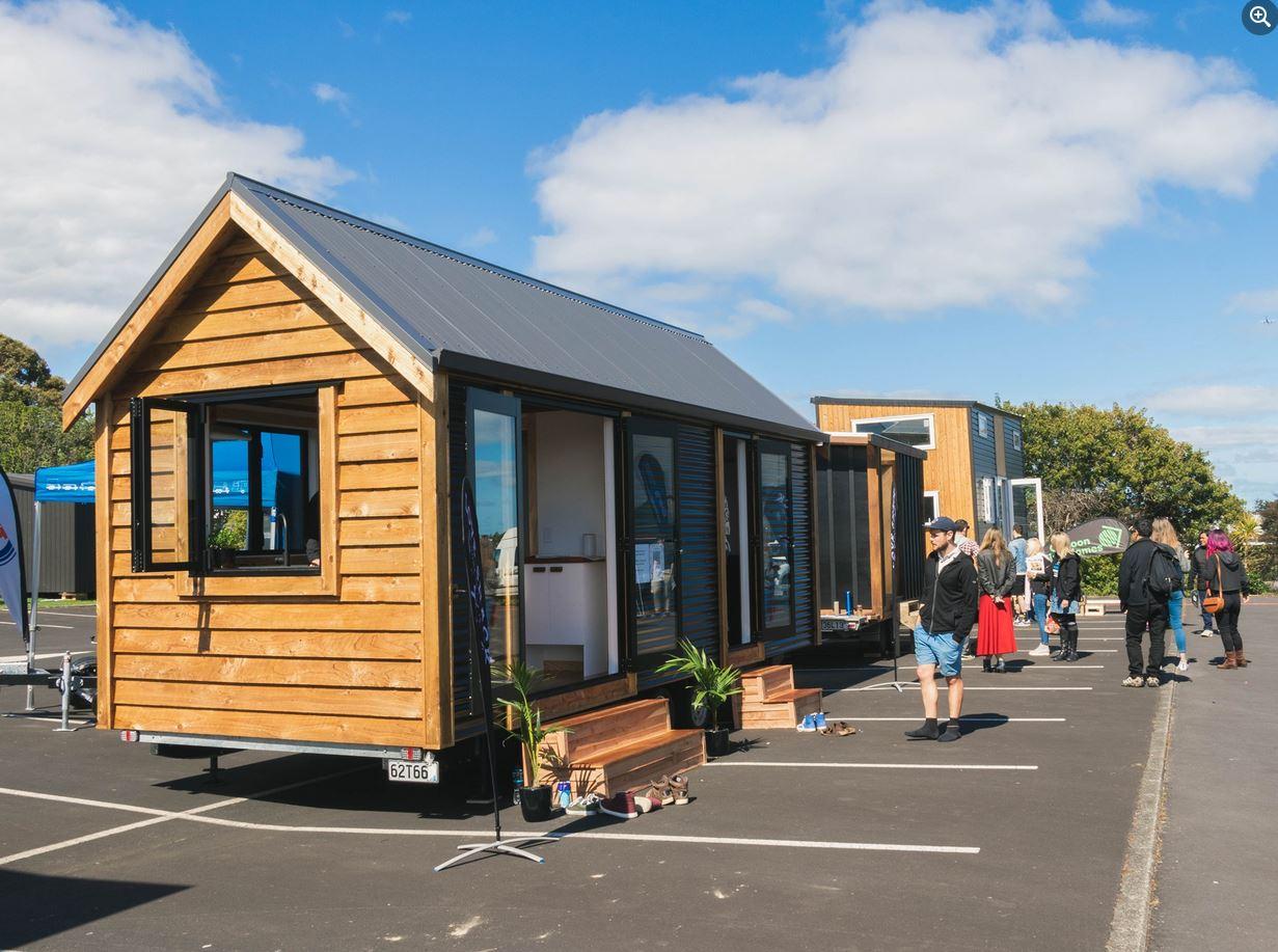 New Zealand Tiny House Expo 2021