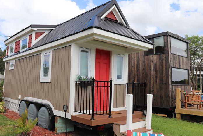 bring your own home tiny house