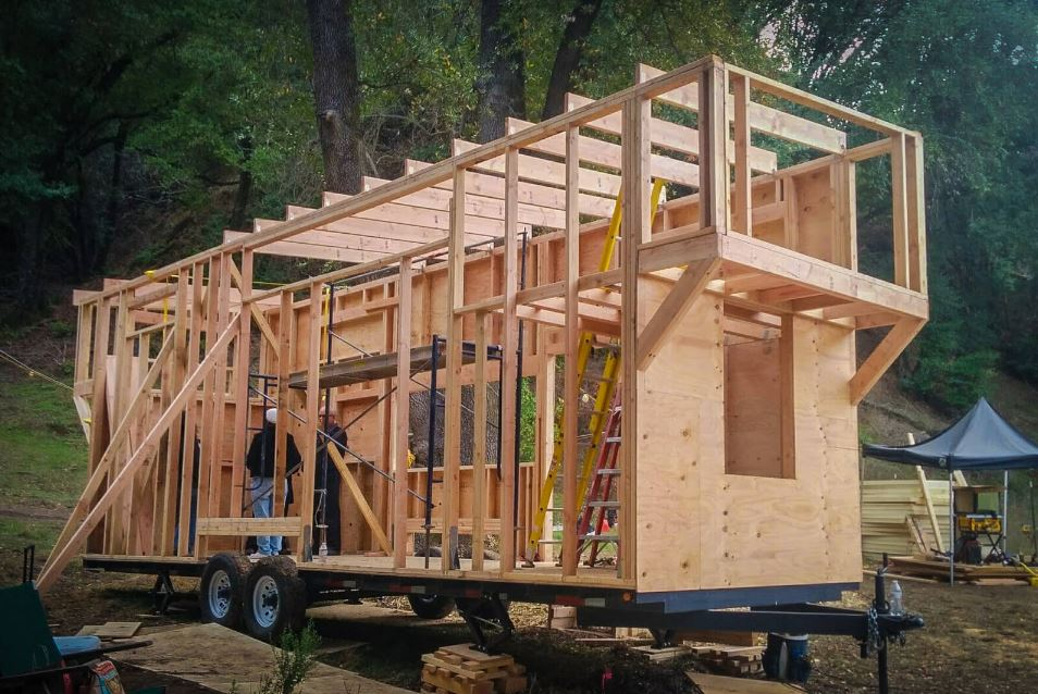 what is the average cost of a tiny home